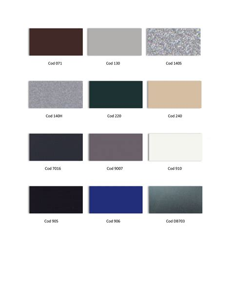 expert design ro paletare si texturi culori standard jaluzele exterioare