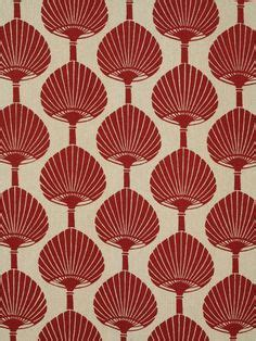 Motif Florence Pink kabuki from florence broadhurst via signature prints fabric cotton the textile files