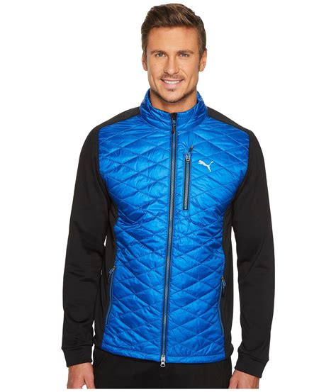 Jaket Extreamer lyst pwrwarm jacket in blue for save 50