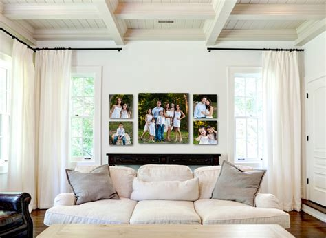 wall gallery ideas morris family