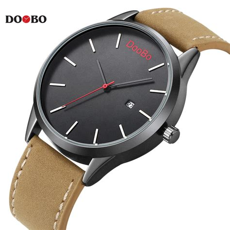 casual mens watches top brand luxury s quartz