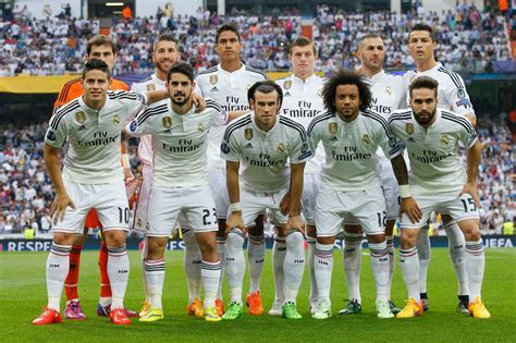 25 Real Madrid Best Roster ? WeNeedFun