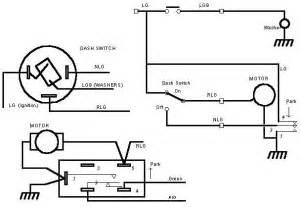land rover series 3 wiper motor wiring diagram land land rover free wiring diagrams