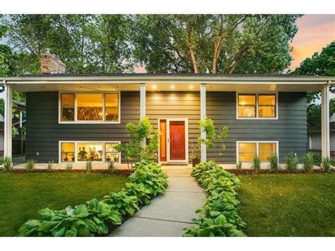 design inspiration a transformed split level home split level home remodeling home remodel home split