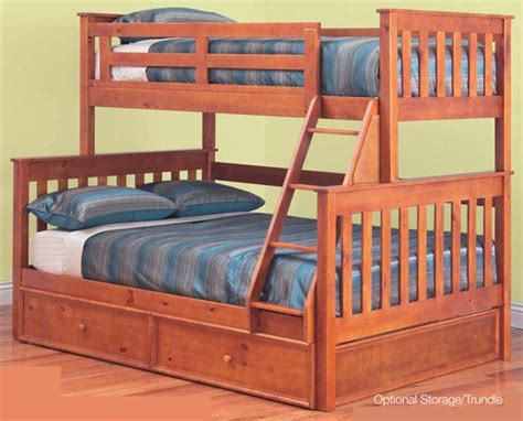 Bunk Bed Double Single Trundle Solid New Goingbunks Biz Single Bunk Bed With Trundle