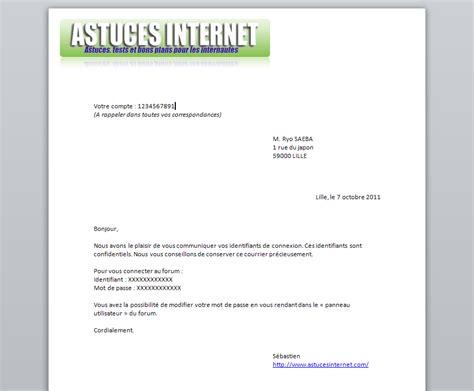 Exemple De Lettre Type Pour Publipostage Cr 233 Er Un Publipostage Avec Word 2010 Bureautique Articles Astuces