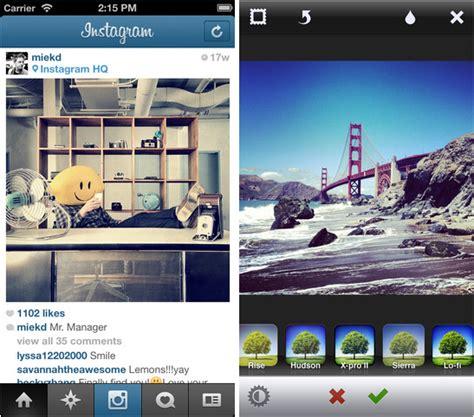 instagram tutorial iphone 5 instagram updated with iphone 5 support bug fixes