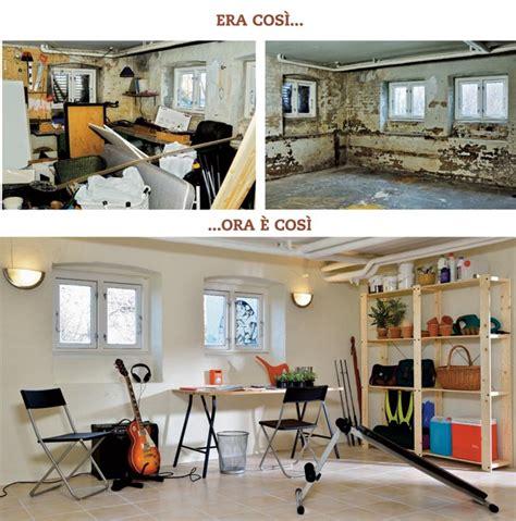 come ristrutturare casa come ristrutturare la cantina con interventi mirati