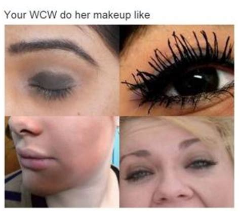 Makeup Artist Memes - ariana grande makeup meme mugeek vidalondon