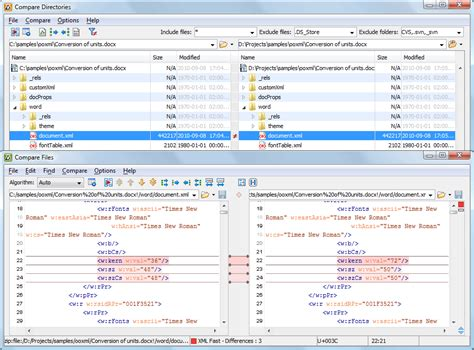 Microsoft® Office   Office Open XML (OOXML)   Oxygen XML