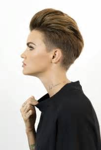 hair style for 50 with and frey rhin hair best 25 ruby rose hair ideas on pinterest ruby rose