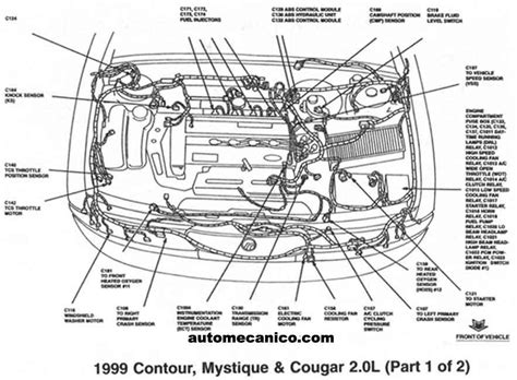 2002 ford focus engine diagram ford focus 2 3 engine diagram ford get free image about