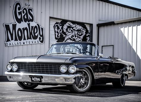 gas monkey garage fast and loud