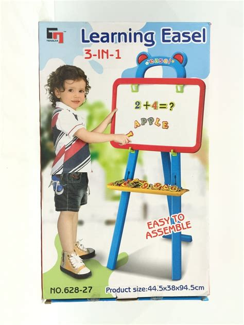 Learning Easel 3 In 1 Pink buy easel educational toys 3 in 1 learning nepal