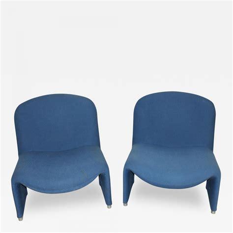 giancarlo piretti pair  alky chairs  giancarlo piretti