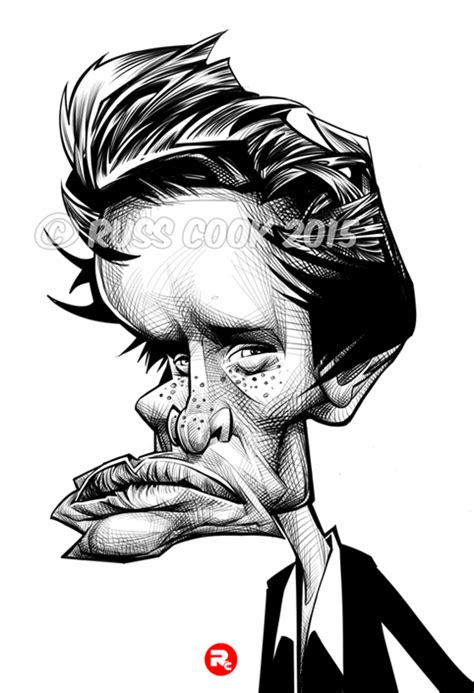 sketchbook pro coloring russ cook caricature digital pencil r