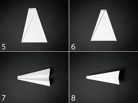 Best Ways To Make A Paper Airplane - how to make a paper airplane diy network made