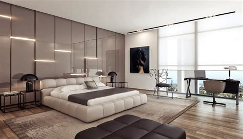 Foundation Dezin Decor 2015 Contemporary Bedroom Modern Bedroom Interior Design