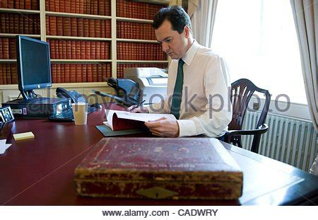 United Kingdom Background Check Jun 22 2010 United Kingdom Chancellor Of The Stock Photo