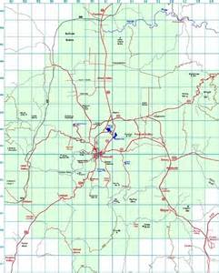 map of arizona prescott 76 best images about prescott on lakes things