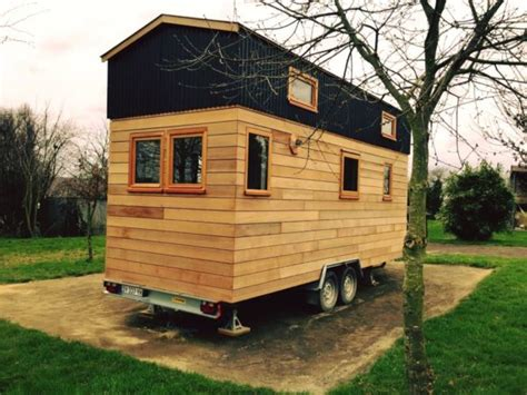 mini houses beautiful tiny home on wheels by la tiny house