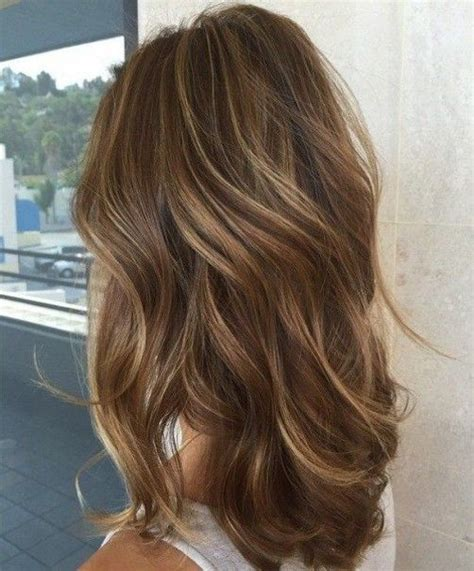 long layered highlighted hairstyles layered long hairstyles balayage highlights styles for