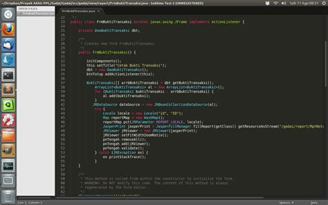 sublime text 2 win mac linux sublime text 2 a sophisticated code editor for linux