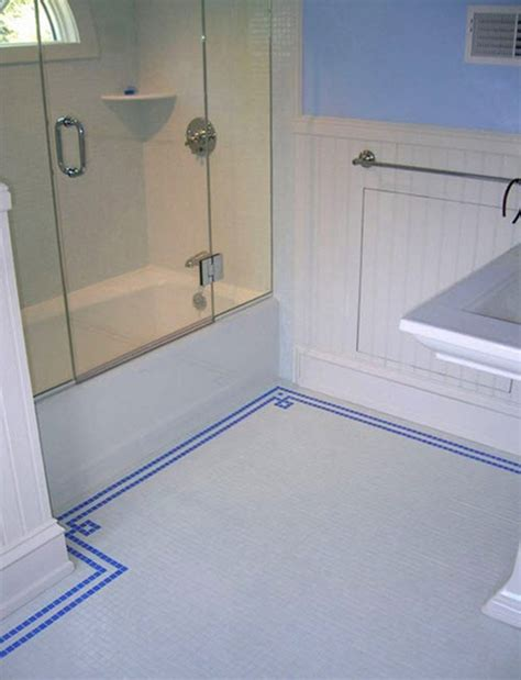 35 Cobalt Blue Bathroom Floor Tiles Ideas And Pictures | 35 cobalt blue bathroom floor tiles ideas and pictures
