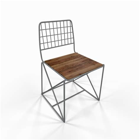 Metal Kitchen Chairs by Metal Kitchen Chair Fbx