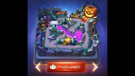 mobile legends halloween event  frame