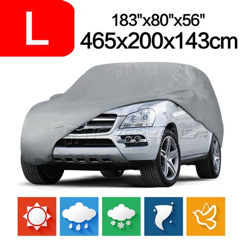 Protection Cover For Car Suv Size S Use Indoor suv car cover resistant protection size for tucson