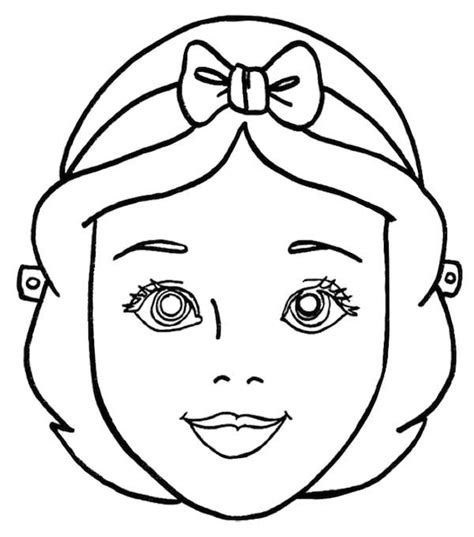 printable ostrich mask printable masks for kids snow white mask coloring pages for kids coloring pages