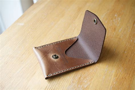 Handmade Goods - in the shop handmade leather goods accessories by makr