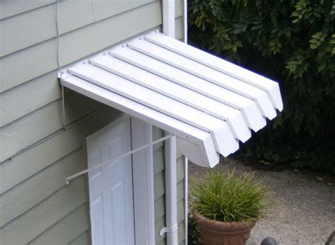 cozy metal awning strong and durable aluminum awnings ac300 economy door or window cover