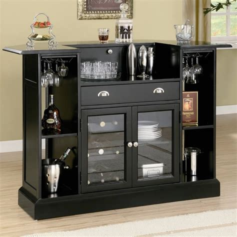 Wine Glass Cabinets Furniture by 30 Top Home Bar Cabinets Sets Wine Bars