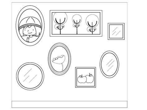 imagenes para dibujar en paredes imprimir dibujo de pared decorada para imprimir y pintar