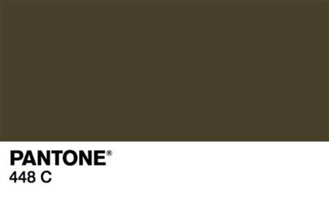 pantone 448 c najbrzydszy kolor świata na australijskich papierosach