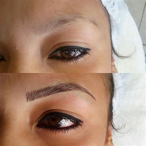 3d tattoo eyebrows 1000 ideas about tattooed eyebrows on