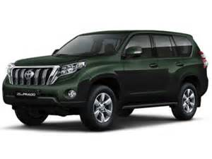 Land Cruiser Prado Toyota Toyota Land Cruiser Prado For Sale Price List In The