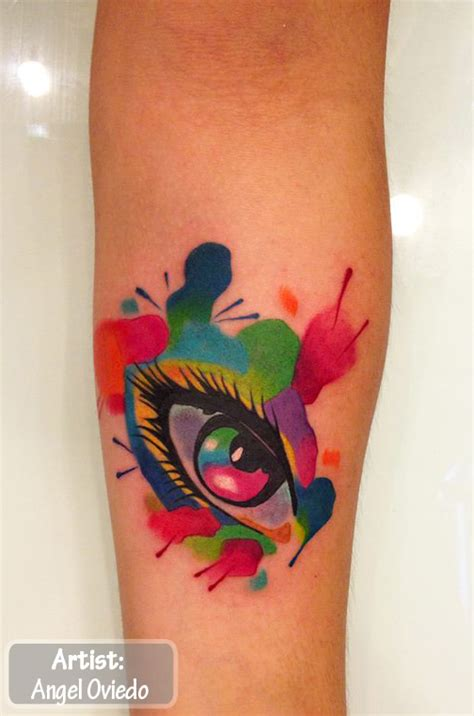 colored tattoos the best color tattoos in the world colorful tattoos the