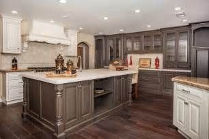Kitchen Color Ideas With Wood Cabinets Contemporary Kitchen With High Ceilings Light Wood Floors And Cabinets Homedizz