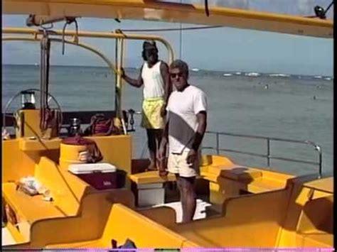 hoku boats na hoku catamaran youtube