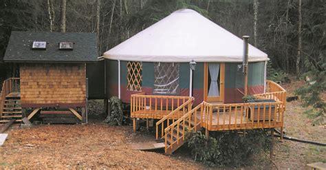 images of a yurt the eagle yurt rainier yurts