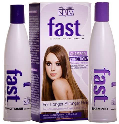 Shoo Fast fast shoo conditioner leave in condtioner grow hair nisim