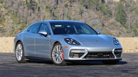 4 Door Porsche Panamera by 2017 Porsche Panamera Turbo Review The Four Door 911