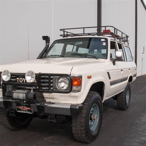 Toyota Fj60 For Sale 1985 Toyota Fj60 For Sale 1811949 Hemmings Motor News