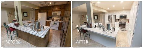 kitchen remodel stockton five mile drive complete