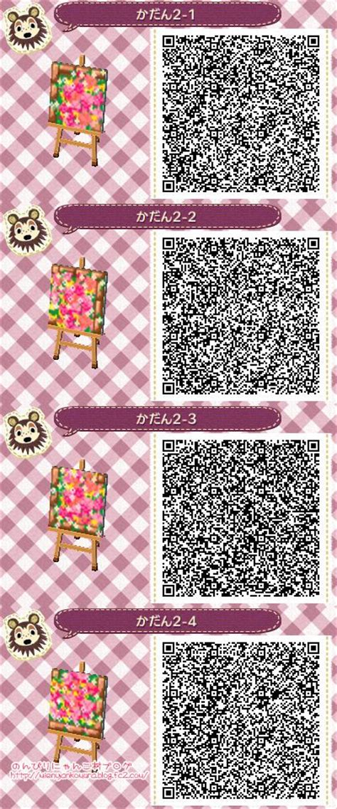 acnl flower qr codes paths 214 best images about acnl paths on pinterest animal