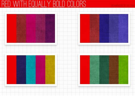 bold color combinations 17 best images about art color theory on pinterest