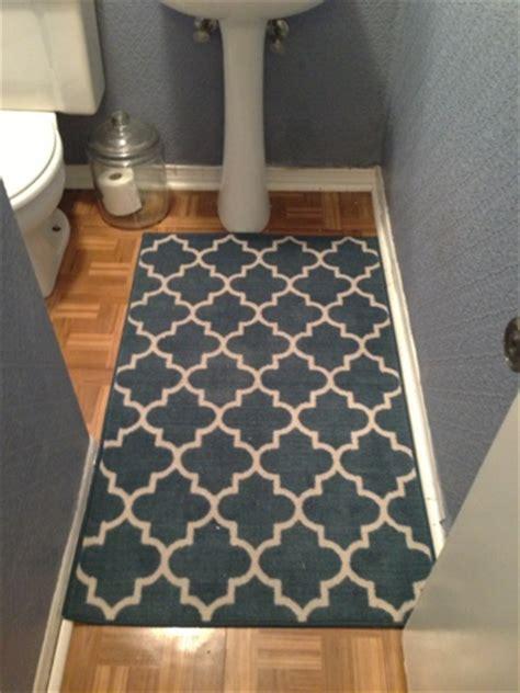 powder room rug 20 practical pretty powder room decorating ideas